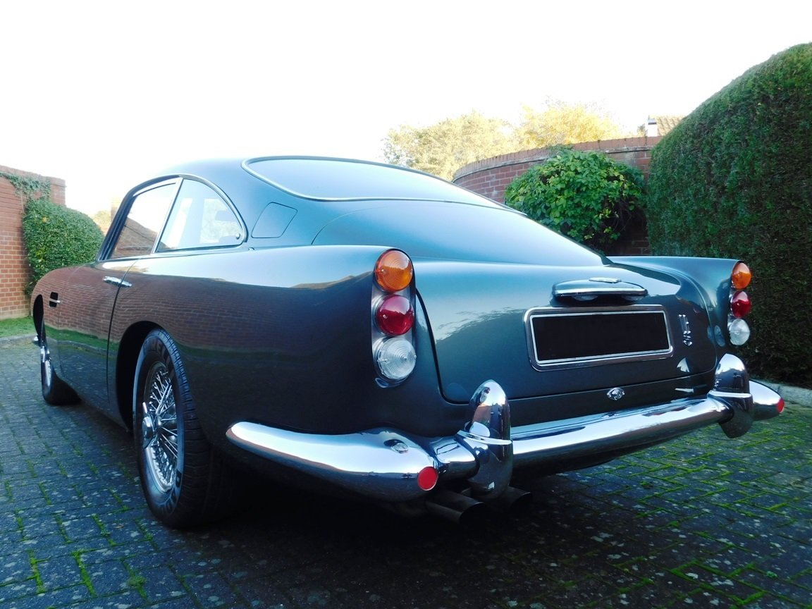 1965 Aston Martin DB5 For Sale (picture 6 of 13)