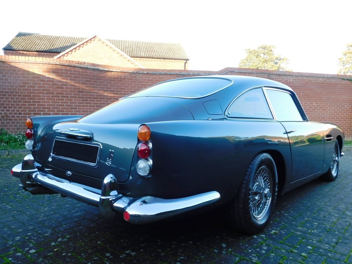 1965 Aston Martin DB5 For Sale (picture 7 of 13)