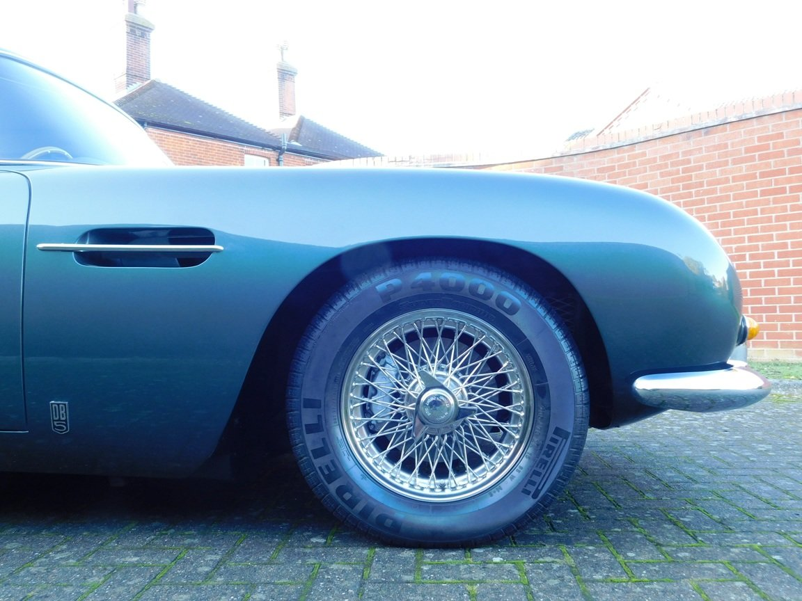 1965 Aston Martin DB5 For Sale (picture 8 of 13)