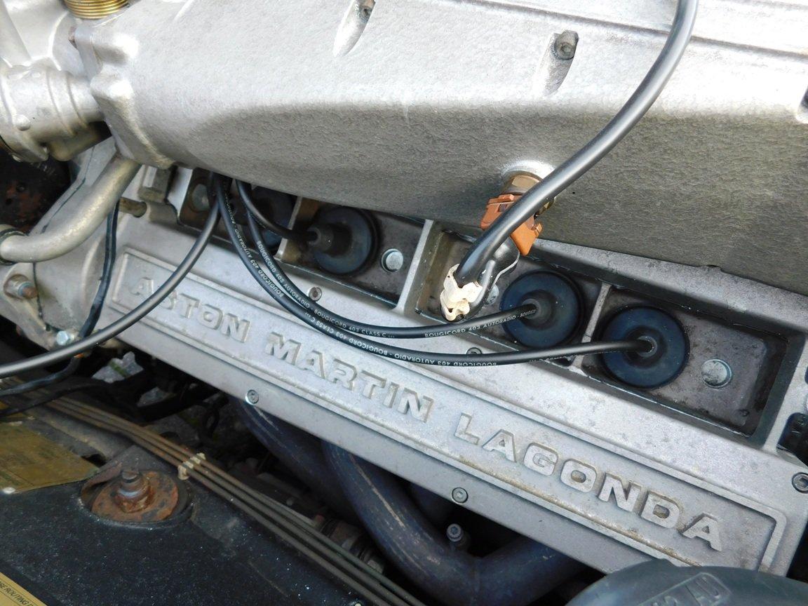 1988 Aston Martin V8 Vantage Volante LHD For Sale (picture 13 of 17)