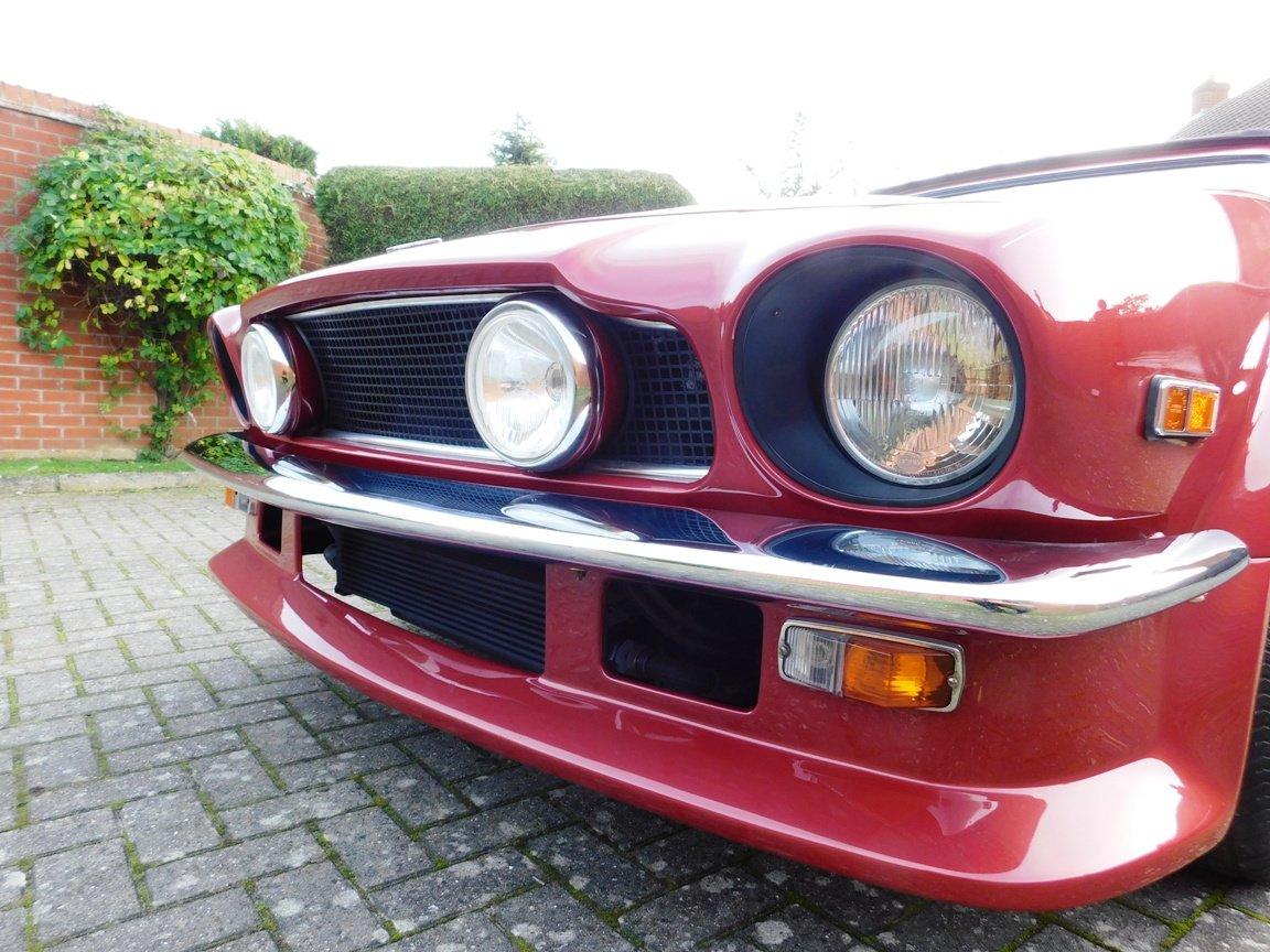1988 Aston Martin V8 Vantage Volante LHD For Sale (picture 15 of 17)
