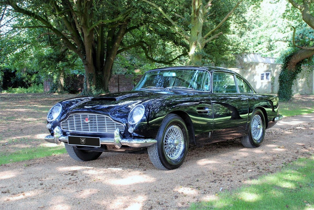 1964 Aston Martin DB5 in superb condition For Sale (picture 1 of 6)
