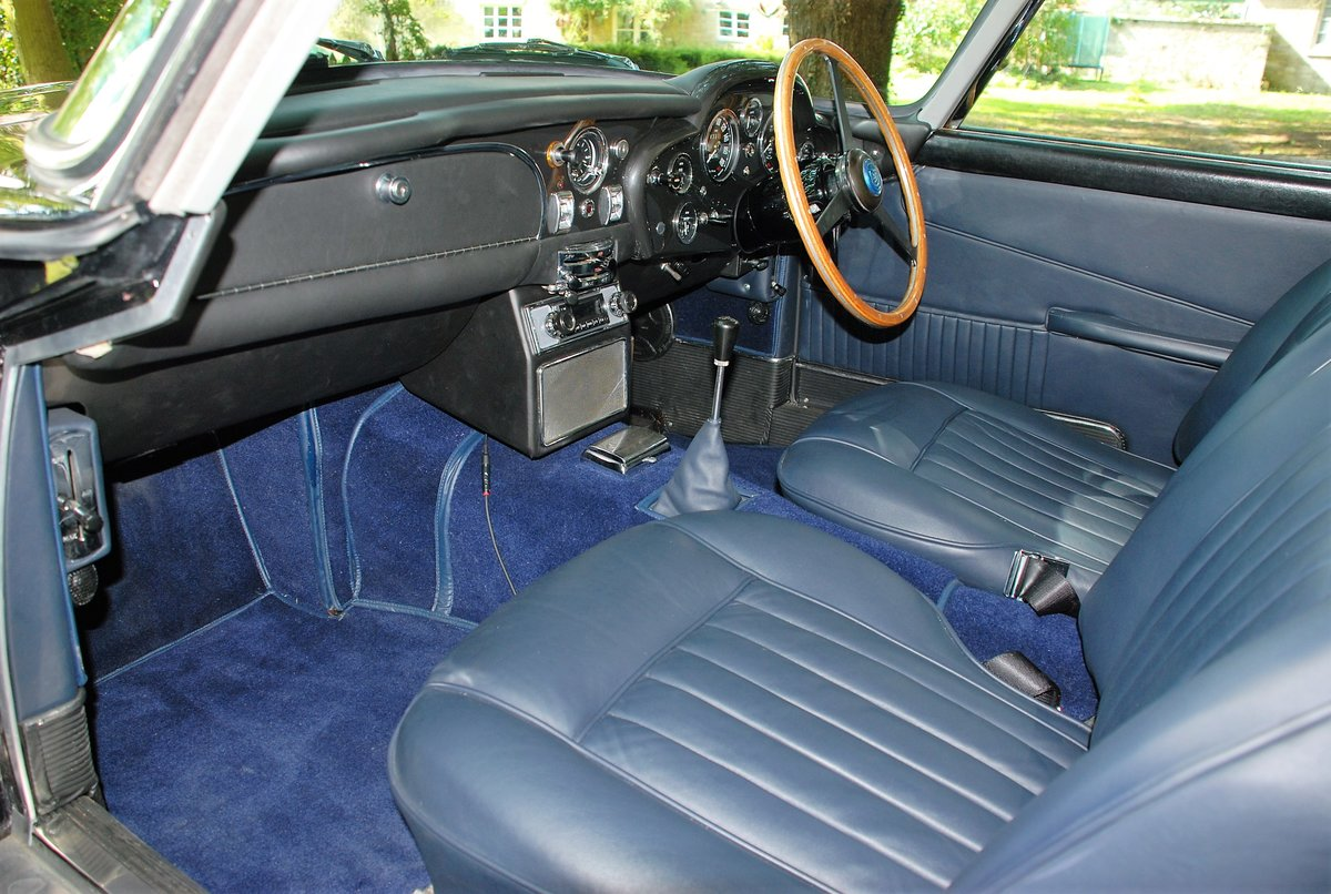 1964 Aston Martin DB5 in superb condition For Sale (picture 5 of 6)