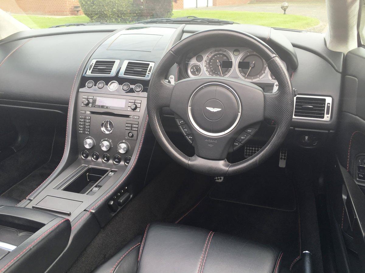2009 Aston Martin V8 Vantage Roadster For Sale (picture 2 of 9)
