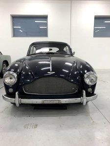 1957 Aston Martin DB2/4 MK III  LHD