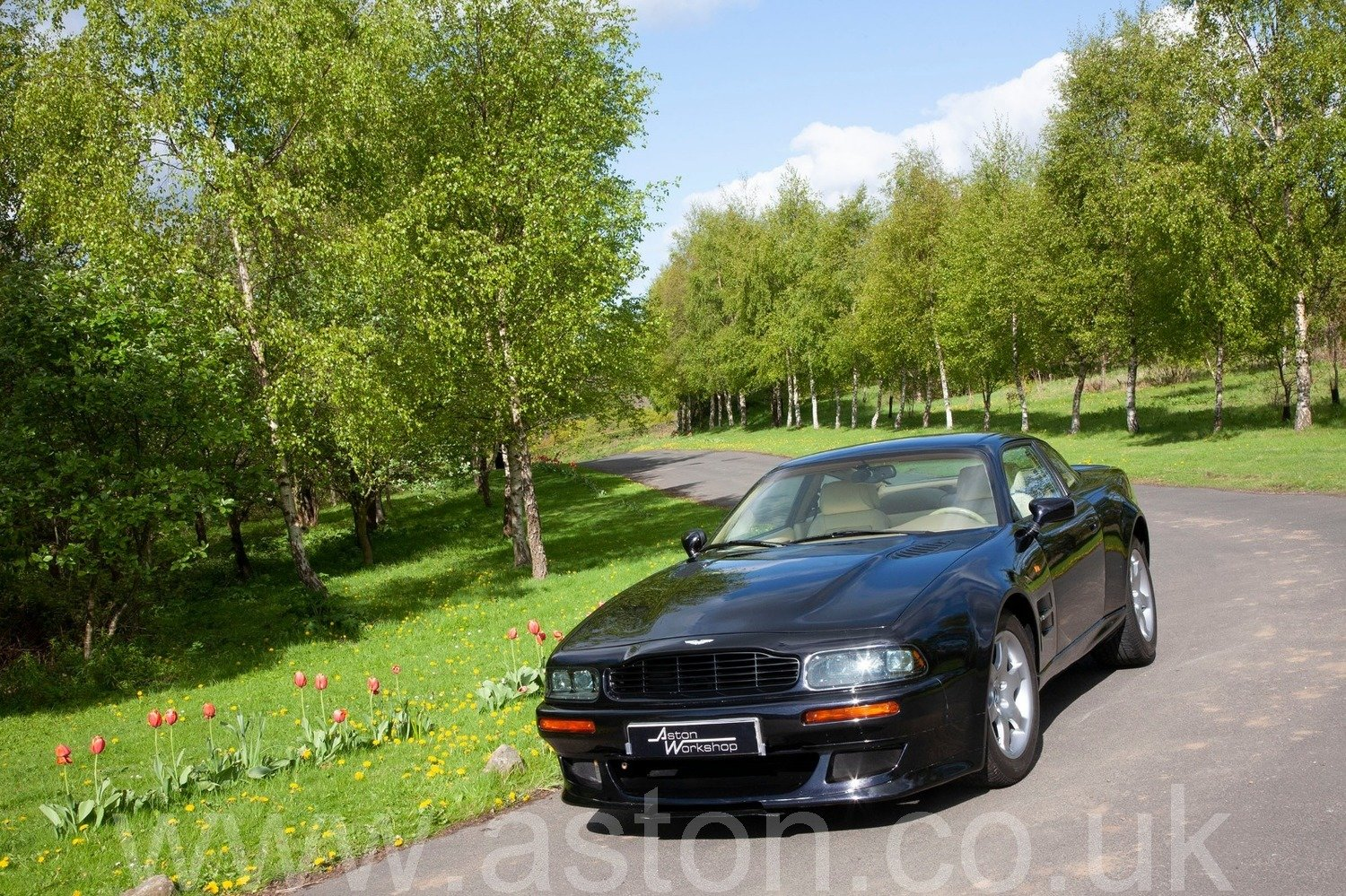 1995 Vantage 550 SOLD (picture 2 of 6)