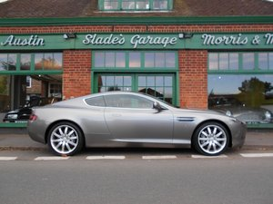 2005 Aston Martin DB9 Coupe Touchtronic
