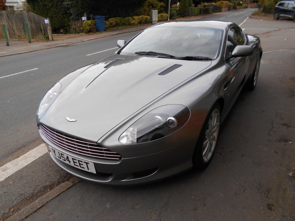 2005 Aston Martin DB9 Coupe Touchtronic For Sale (picture 4 of 4)