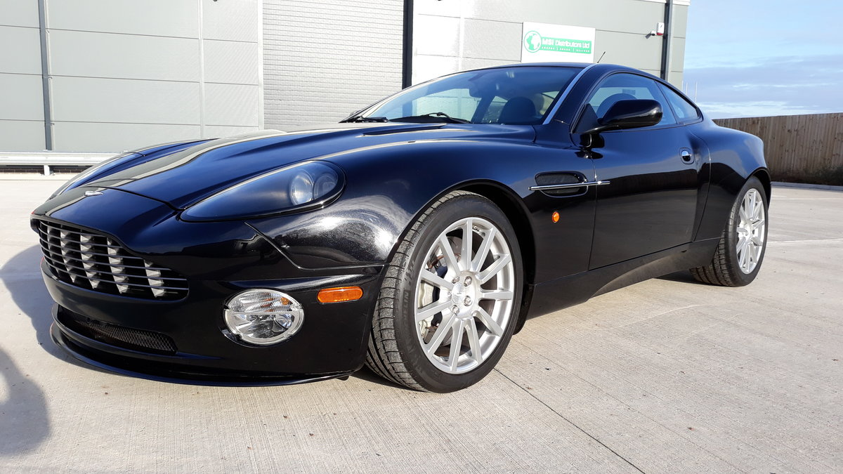 Picture of 2006 ASTON MARTIN V12 VANQUISH S LHD FROM FLORIDA For Sale