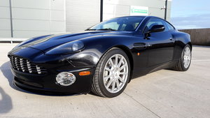 2006 ASTON MARTIN V12 VANQUISH S LHD FROM FLORIDA For Sale