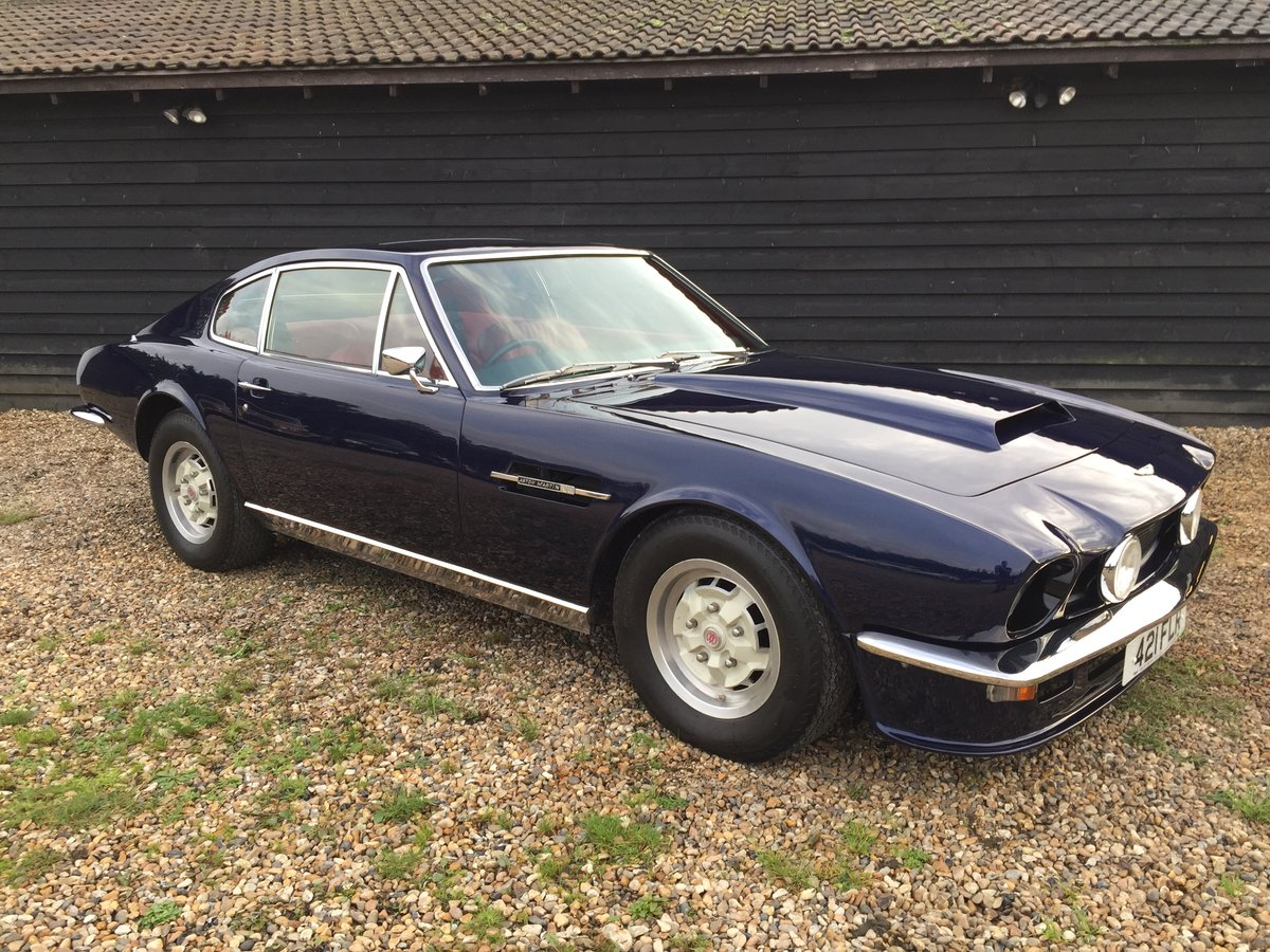 1977 Aston Martin V8 Series lll S  For Sale (picture 1 of 6)