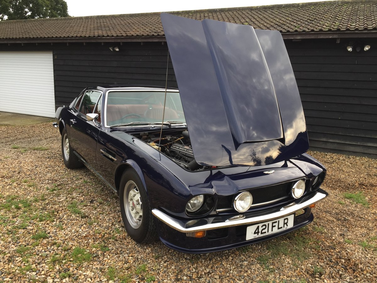 1977 Aston Martin V8 Series lll S  For Sale (picture 2 of 6)