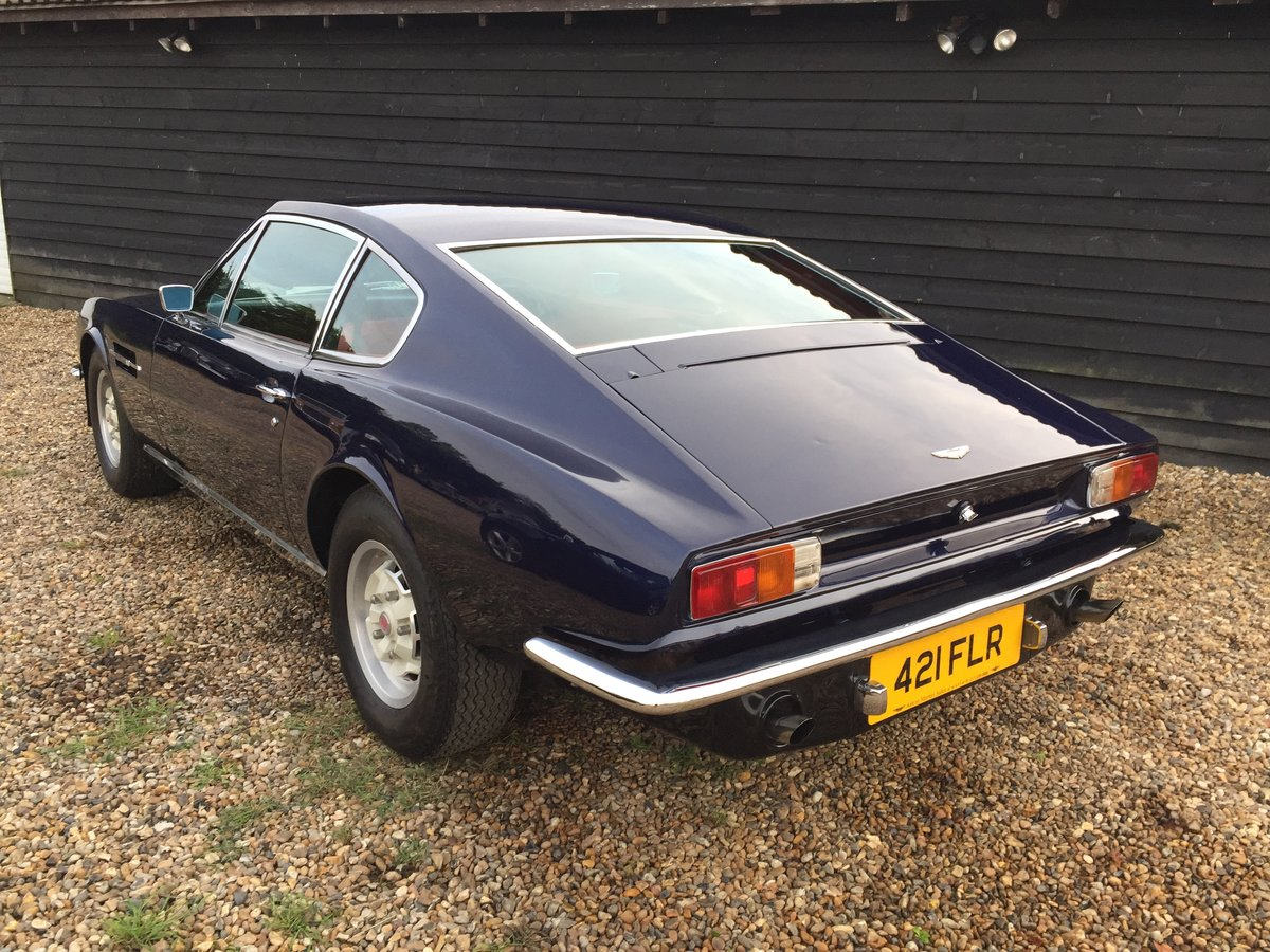 1977 Aston Martin V8 Series lll S  For Sale (picture 6 of 6)