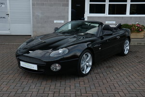 2003 Aston Martin DB7 Vantage Volante - Superb History! For Sale
