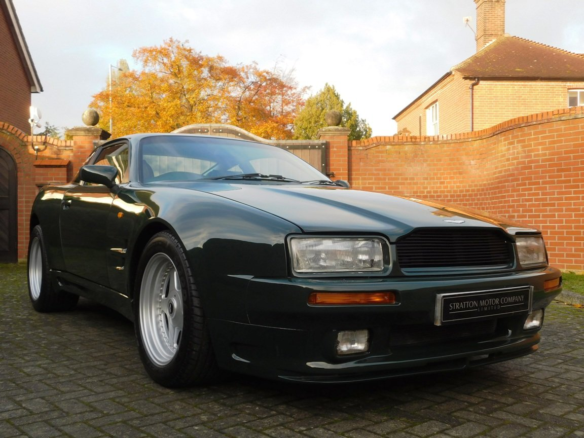 1990 Aston Martin Virage 6.3 For Sale (picture 1 of 15)