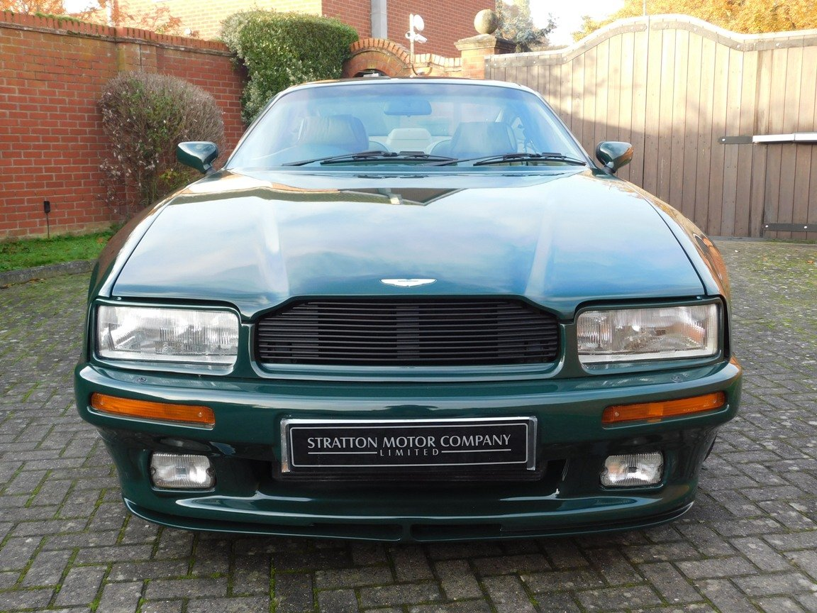 1990 Aston Martin Virage 6.3 For Sale (picture 2 of 15)