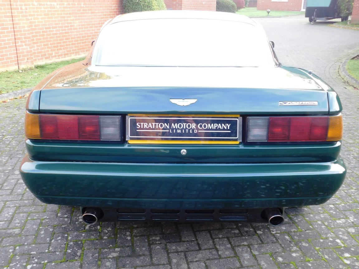 1990 Aston Martin Virage 6.3 For Sale (picture 4 of 15)