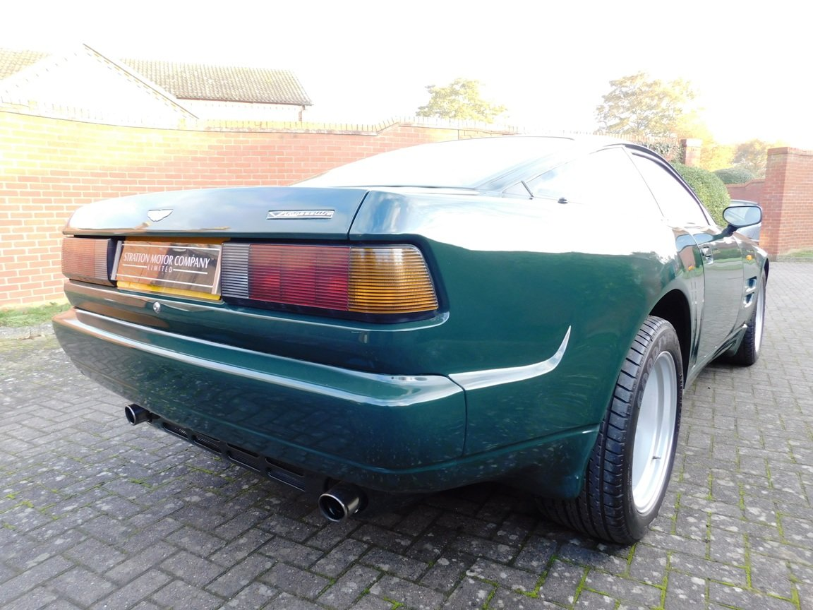 1990 Aston Martin Virage 6.3 For Sale (picture 6 of 15)