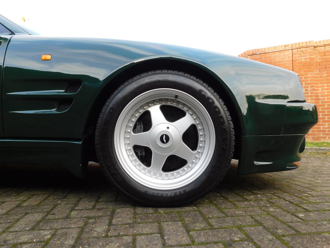 1990 Aston Martin Virage 6.3 For Sale (picture 7 of 15)