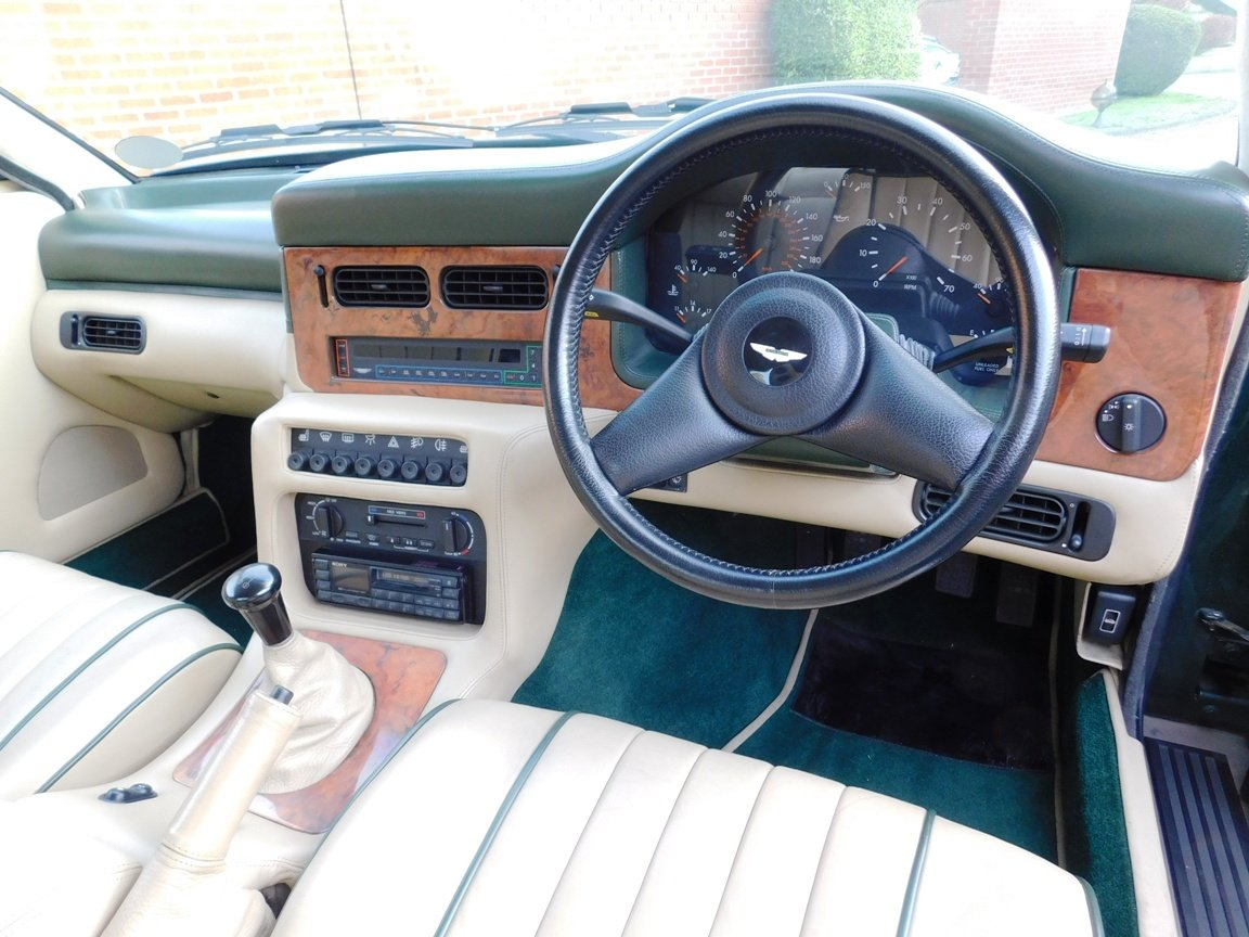 1990 Aston Martin Virage 6.3 For Sale (picture 9 of 15)