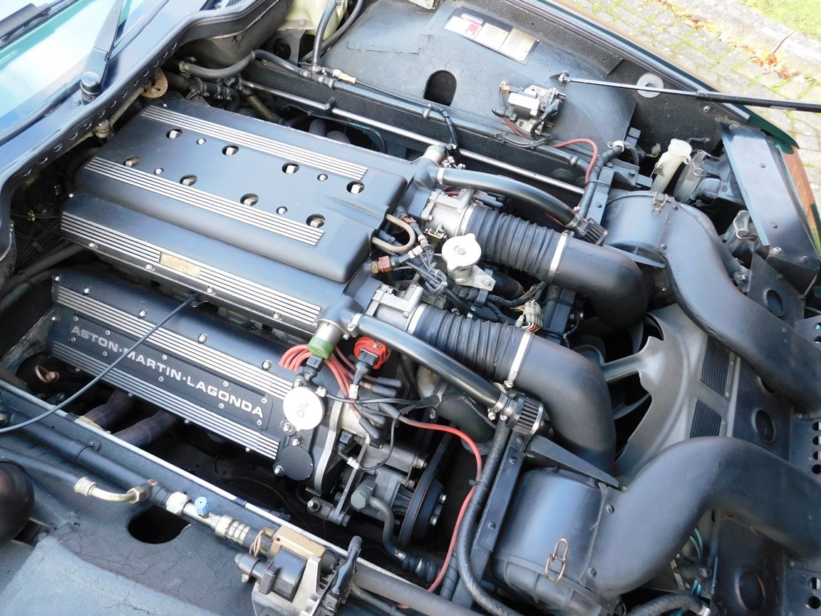 1990 Aston Martin Virage 6.3 For Sale (picture 14 of 15)