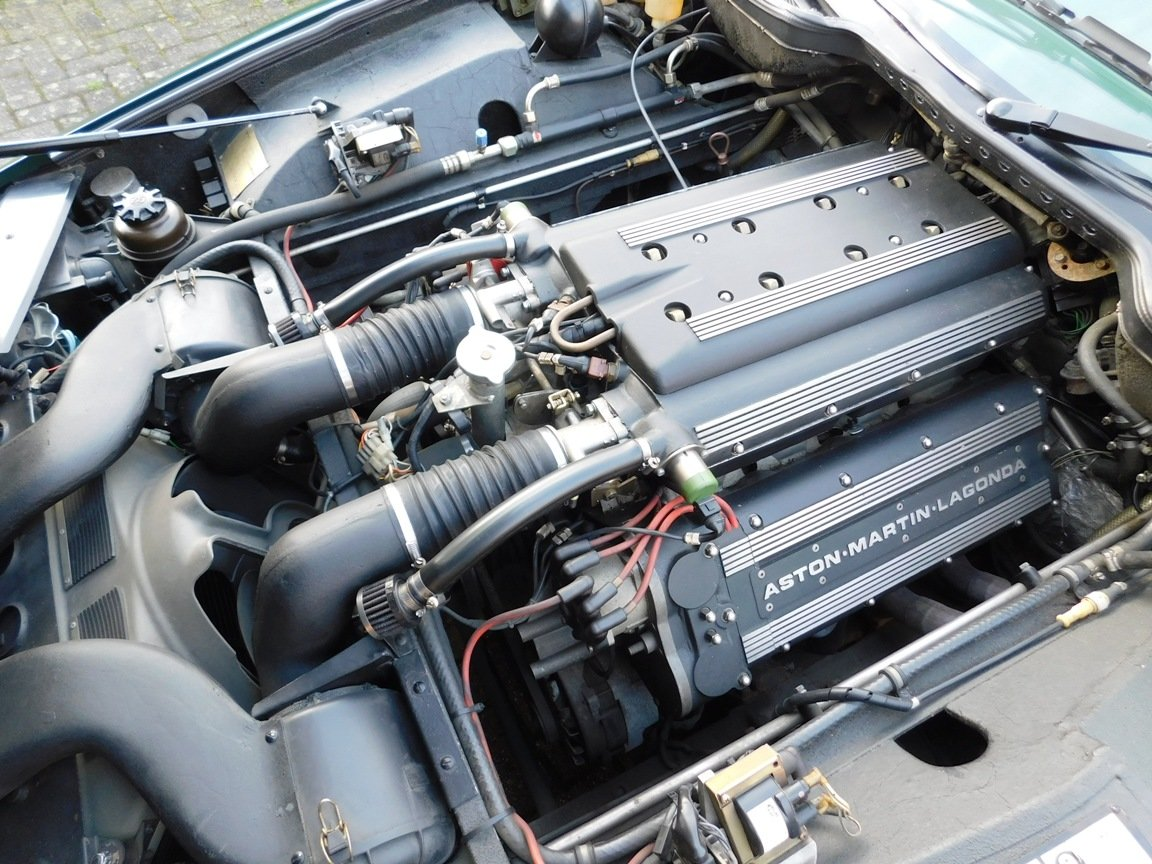 1990 Aston Martin Virage 6.3 For Sale (picture 15 of 15)