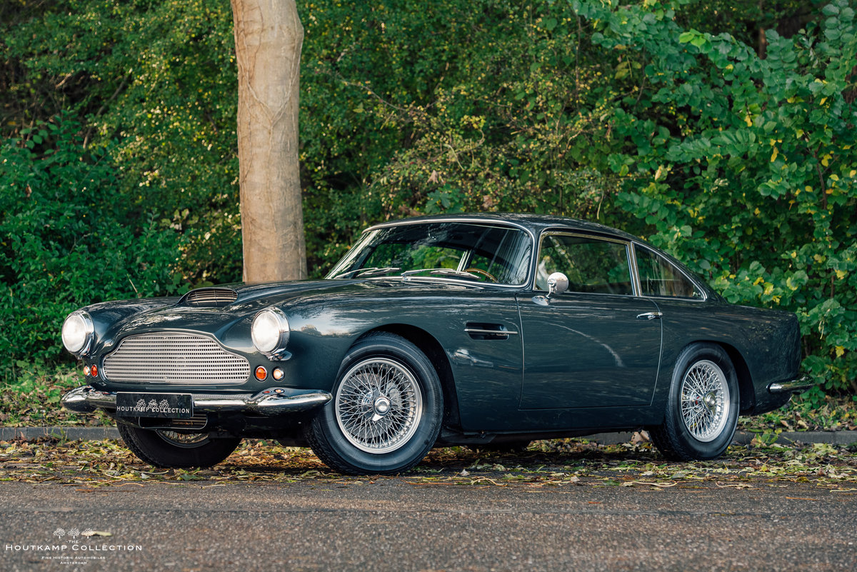 1960 DB4 SERIES II, impressive history file For Sale (picture 1 of 6)