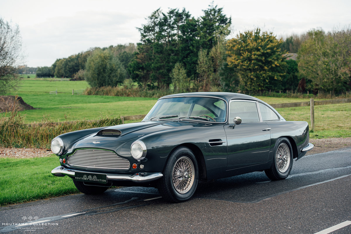 1960 DB4 SERIES II, impressive history file For Sale (picture 2 of 6)