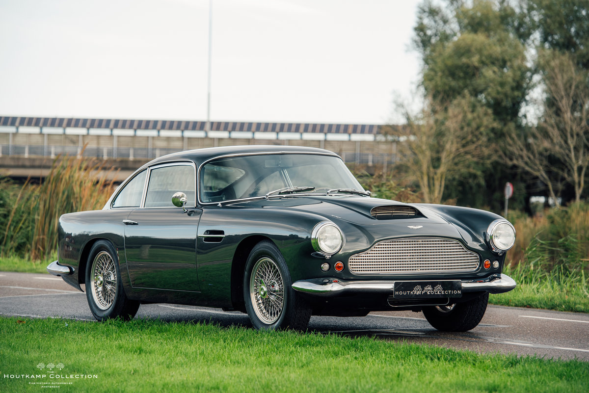 1960 DB4 SERIES II, impressive history file For Sale (picture 3 of 6)