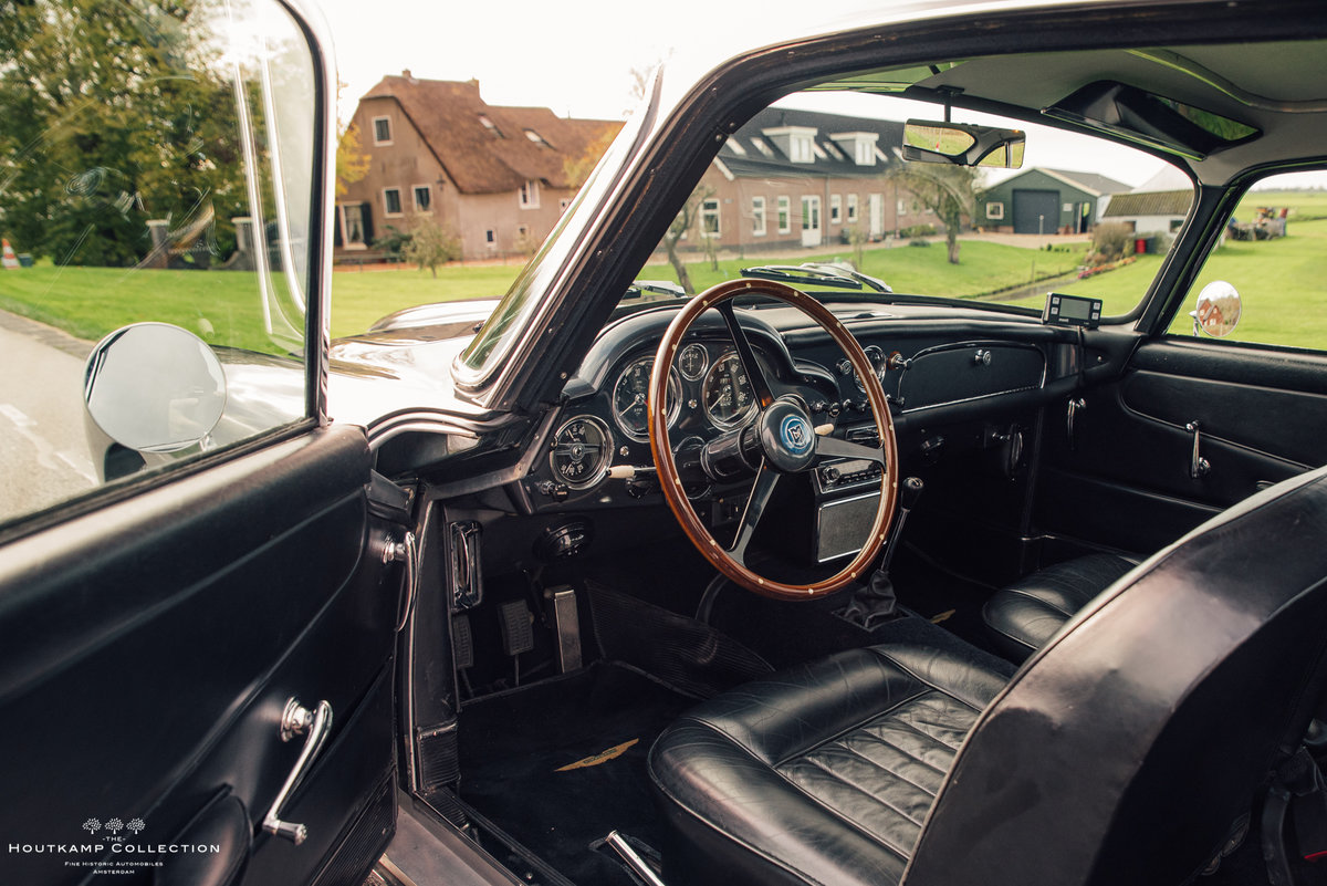 1960 DB4 SERIES II, impressive history file For Sale (picture 4 of 6)