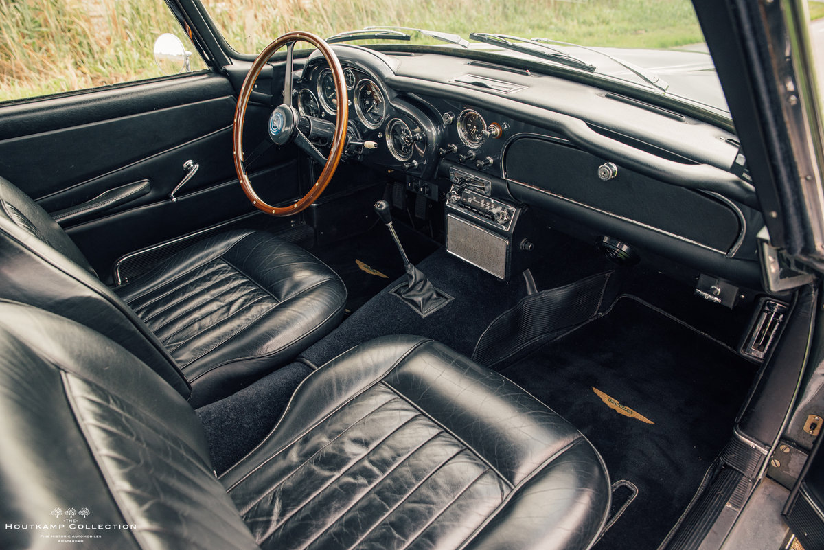 1960 DB4 SERIES II, impressive history file For Sale (picture 5 of 6)