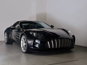 2011 Aston Martin One-77  For Sale by Auction