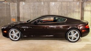 2007 Aston Martin DB9  Mirror Factory Berwick Bronze $49.9k For Sale