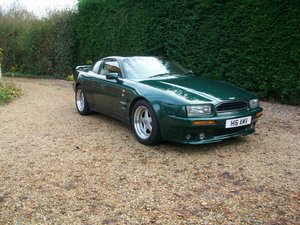 1990 Rare aston martin 6.3 wide  virage manual For Sale