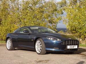 2005 Aston Martin DB9 - Just 53,000 miles and FSH - Superb