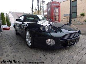 2000 Aston Martin DB7 V12 Vantage Volante For Sale