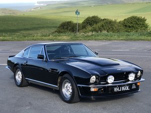 V8 Series II The First Badged Aston Martin For Sale