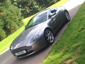 2006 Aston Martin Vantage - SUPERB - JUST 39,000 Miles