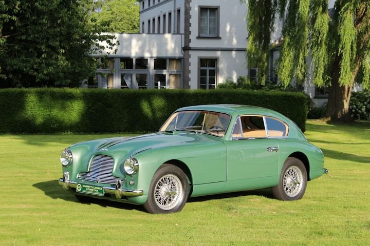 Aston Martin DB2/4 MKI 3.0 L LHD - 1955 For Sale (picture 1 of 6)