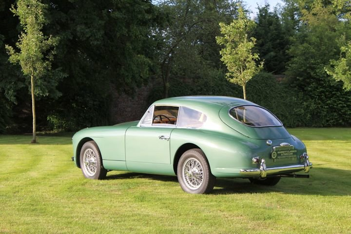 Aston Martin DB2/4 MKI 3.0 L LHD - 1955 For Sale (picture 2 of 6)