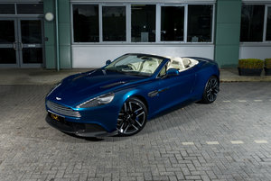 2018 Aston Martin Vanquish S Volante For Sale