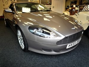 2005 (NOV) ASTON MARTIN DB9 6.0 V12
