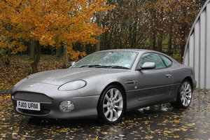 2003 ASTON MARTIN DB7 VANTAGE - AUTO For Sale