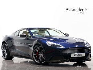 2013 13 13 ASTON MARTIN VANQUISH V12 For Sale