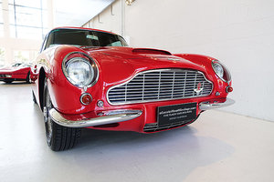 1966 Very rare DB6 MK1, numbers matching, fully restored For Sale