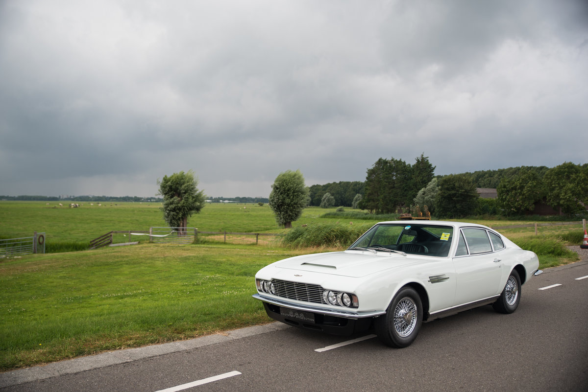 1971 ASTON MARTIN DBS, matching numbers For Sale (picture 1 of 6)
