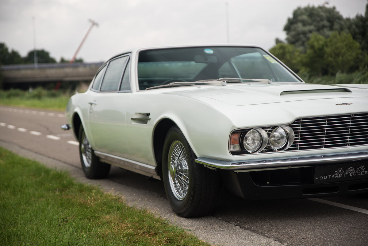 1971 ASTON MARTIN DBS, matching numbers For Sale (picture 2 of 6)