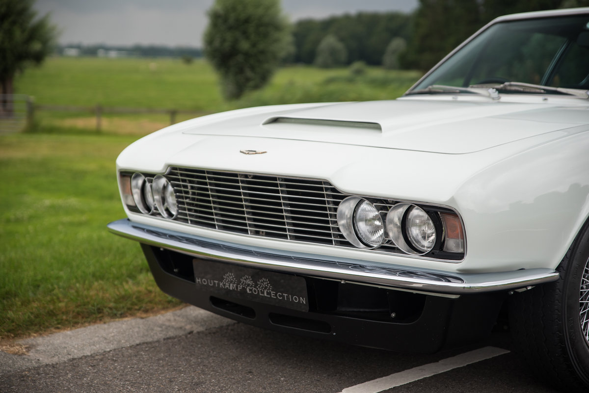 1971 ASTON MARTIN DBS, matching numbers For Sale (picture 4 of 6)