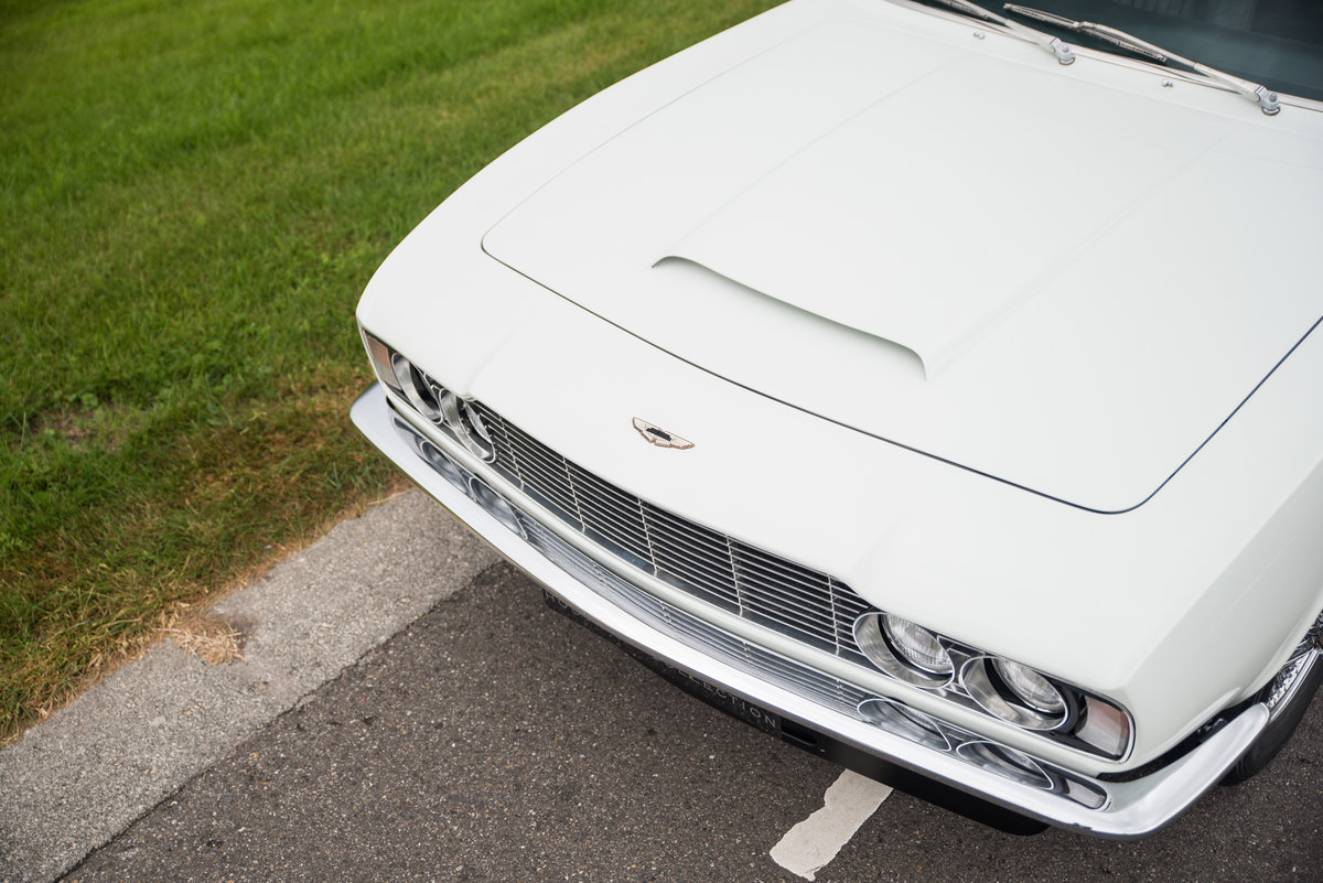 1971 ASTON MARTIN DBS, matching numbers For Sale (picture 5 of 6)