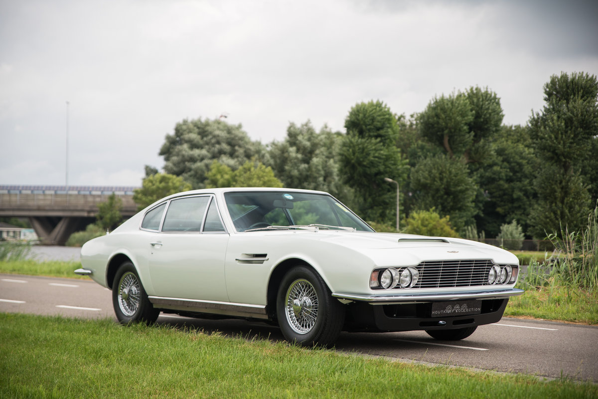 1971 ASTON MARTIN DBS, matching numbers For Sale (picture 6 of 6)